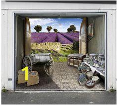 Garage Door Mural Garage Door Paint Garage Doors Garage Art Door Murals