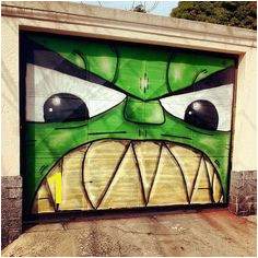 Awesome Garage Door Door Murals Fence Doors Painted Doors Garage Door Paint