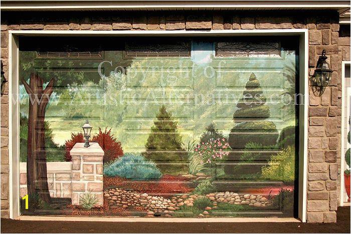 exterior painted murals
