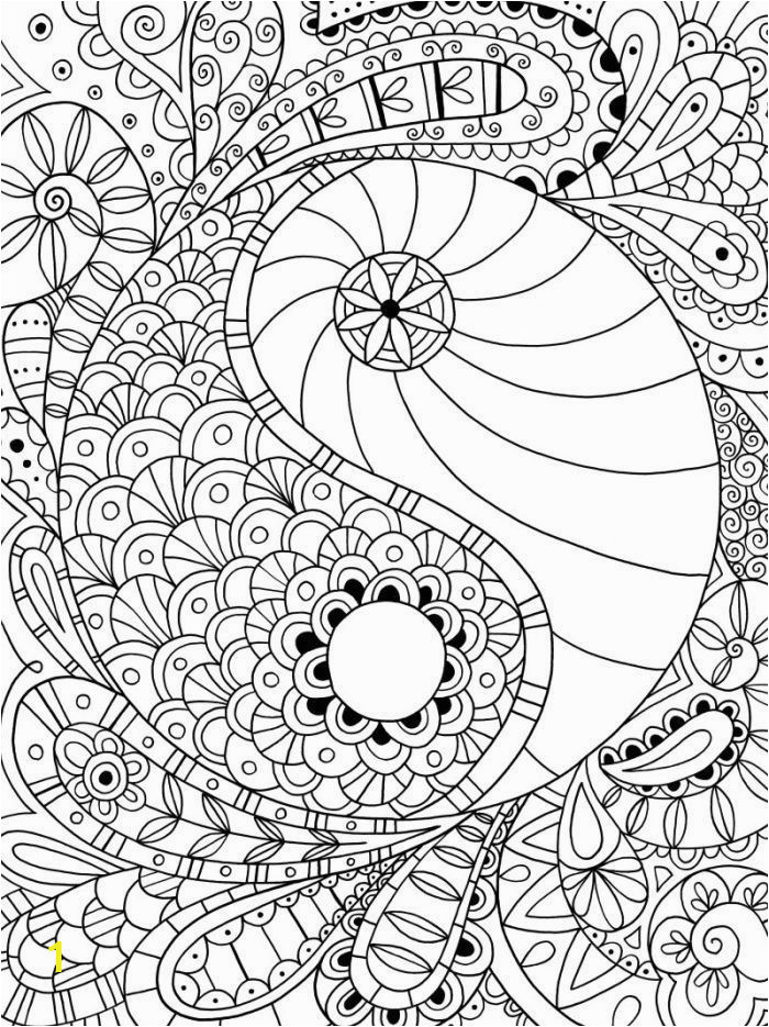 coloring book for adults printable yin yang Google zoeken