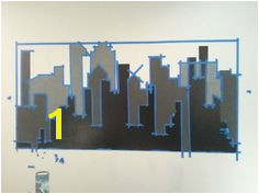 Gotham City Wall Mural 106 Best Everett S Room Images