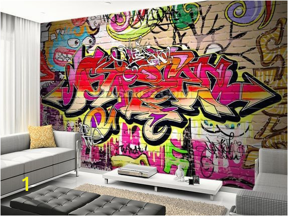 Image result for graffiti in walls indoor