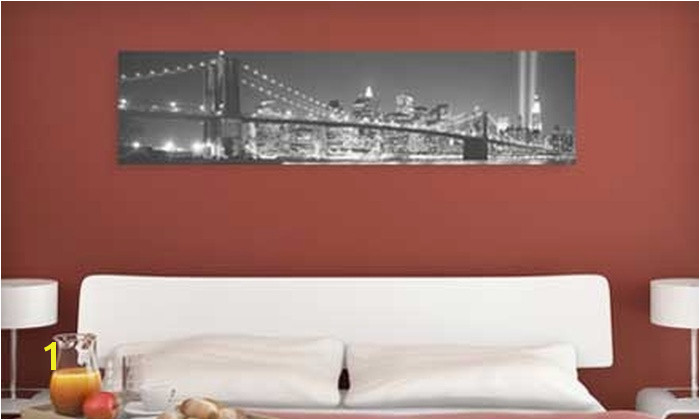 Groupon Wall Mural F Panoramic Wall Mural Scandigital Inc