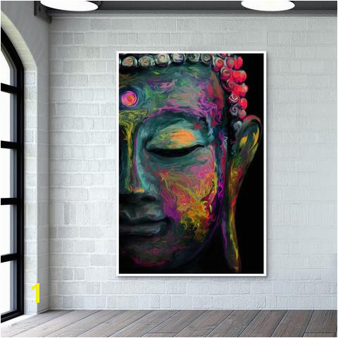 Hanging Canvas Murals Inner Flame