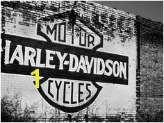 Tin Sign Motorcycle Bike Poster Metal Plate Wall Decor by Jake Box of Wall Print Harley Davidson Motorcycles
