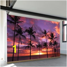 Image result for hawaiian sunset mural Painted Floors Hawaiian Sunset Wall Murals Bedroom