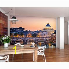 OhPopsi St Peters Basilica Rome Wall Mural