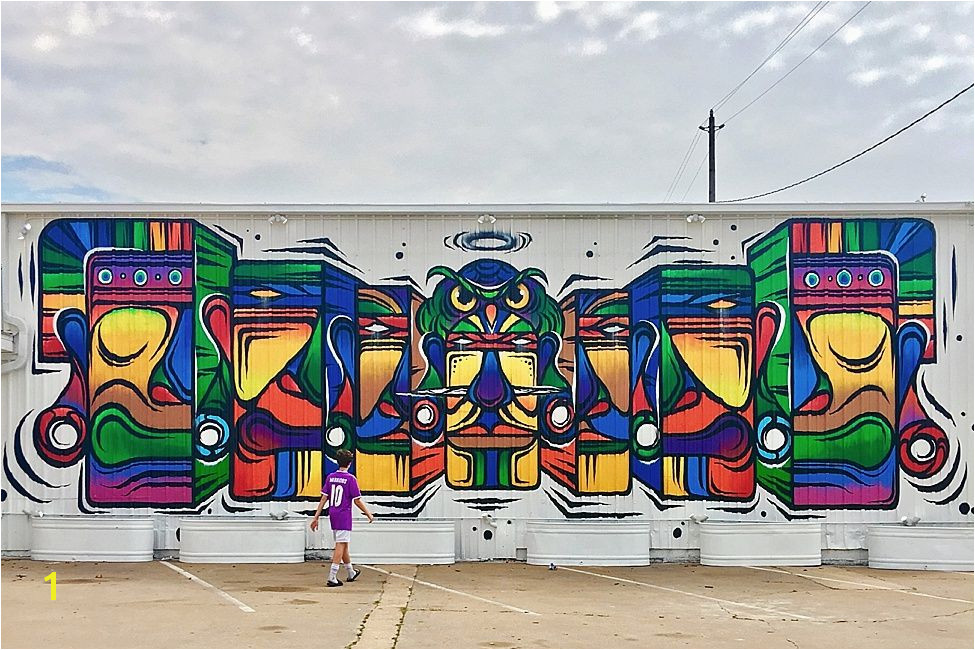 Houston Wall Murals Guardian Wall Mural 2201 Preston St Houston Tx Wall 36