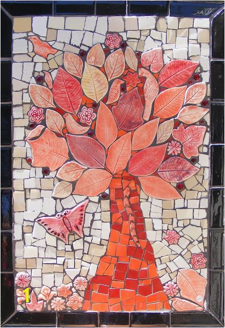 How to Mosaic and make beautiful objects for home and garden How to make your own mosaic inserts