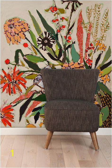 Mural Art Mural Painting Wall Design House Design Flower Mural Mural