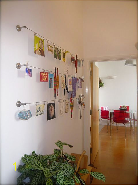 IKEA Hackers Dignitet display Awesome way to display kids artwork