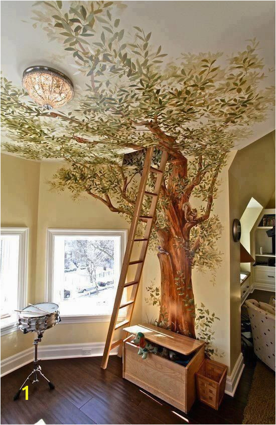 this ment and the picture are perfect Tree Murals