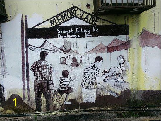 Ipoh Wall Art Mural Ipoh Mural Art Trail Picture Of Ipoh Mural Art Trail Ipoh