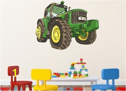John Deere Bedroom Ideas Paint Wall Decals Stickers Murals SaveEnlarge