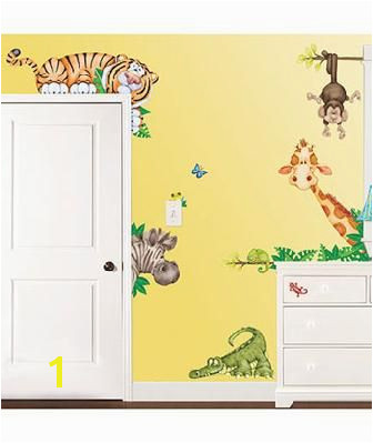 Jumbo Wall Murals Jungle Room Fx Jumbo Wall Appliqués Yardseller Pinterest