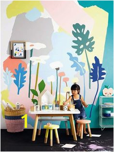 3 Creative Wall Murals for Kids