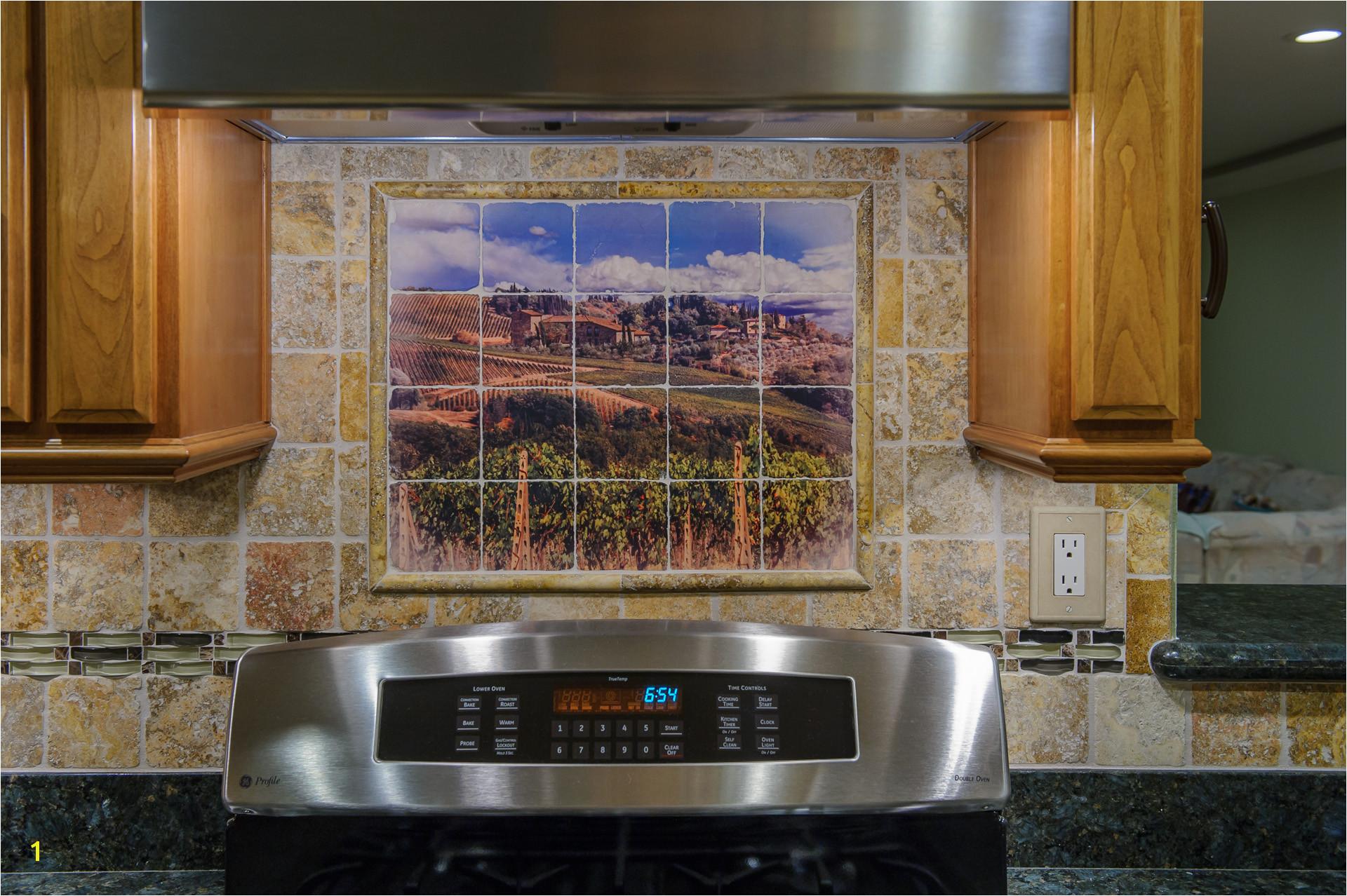 kitchen backsplash Stove Backsplash Tile Murals Modern Kitchen Backsplash Stove Backsplash Tile Murals Modern