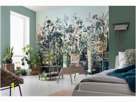 Wall mural Komar Urban Jungle