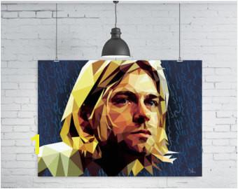 No Apologies Kurt Cobain print