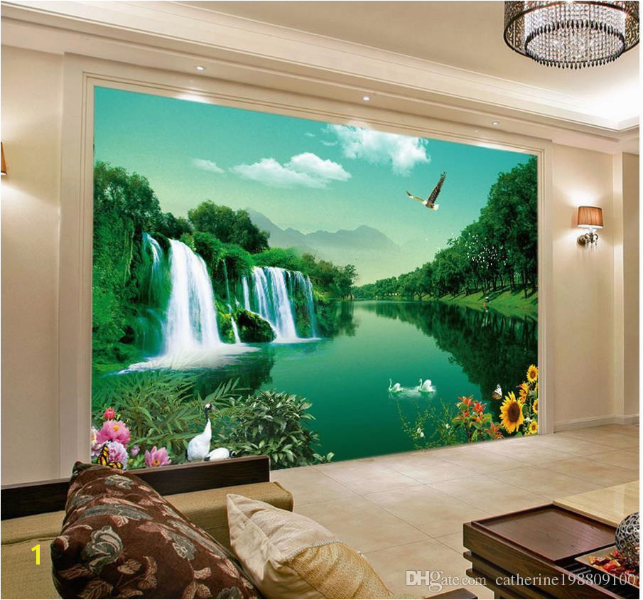 Currently its price is 1 square meter you can measure decoration space first then know how many square meter mural do you would like to makeup