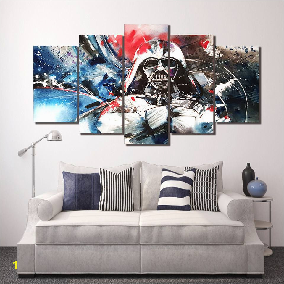 Star Wars Wall Decor Ideas