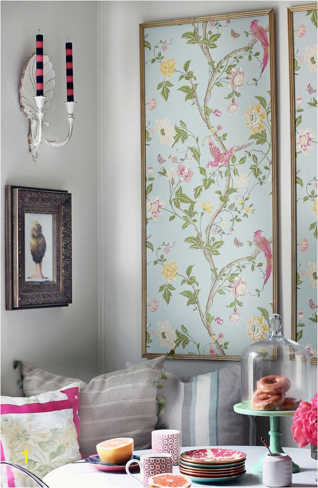 Living Room Wall Murals Uk 11 Unexpected Ways to Decorate with Wallpaper Wall Art