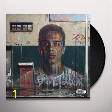 Logic UNDER PRESSURE Vinyl Record Deluxe Edition