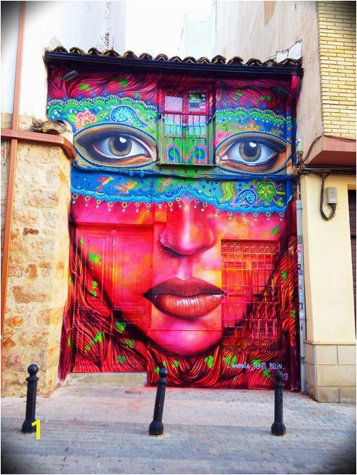 Casa Pintada Street art 000 Are you an artist Are you looking for one Join b uncut the Art Exchange