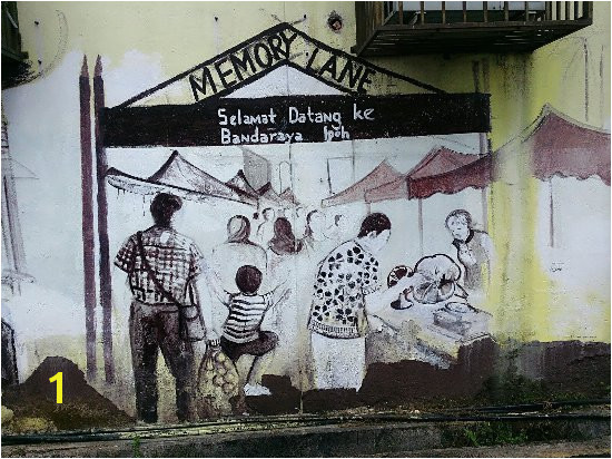 """Ipoh Mural Art Trail"""
