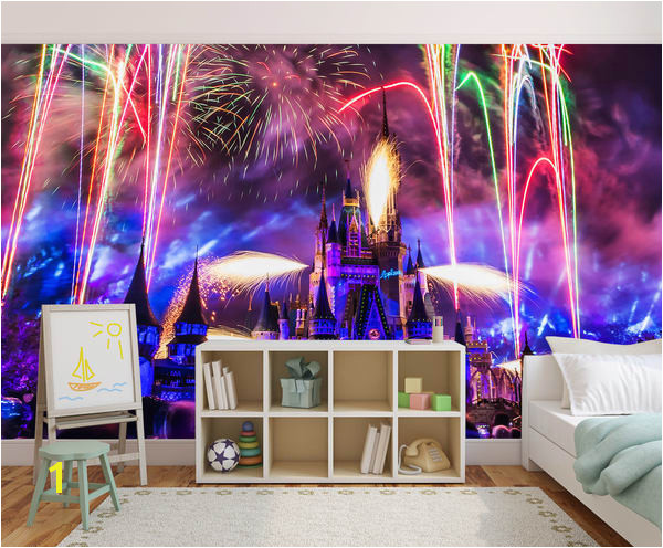 Happily Ever After 9 Disney Wall Murals