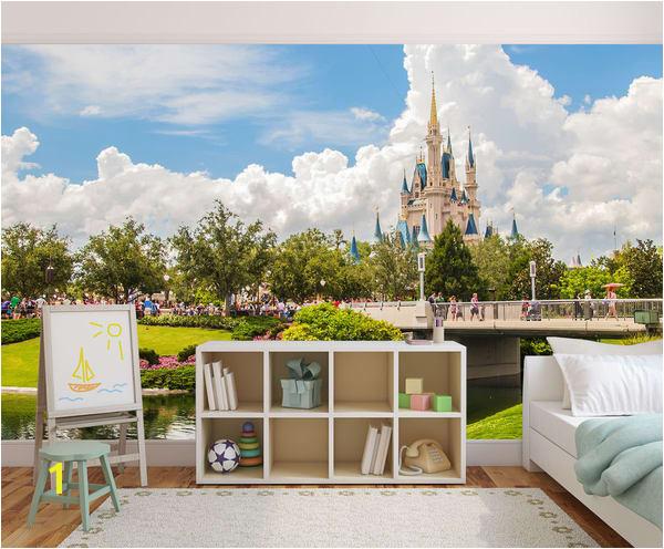 Perfect Disney Day Magic Kingdom Wall Mural