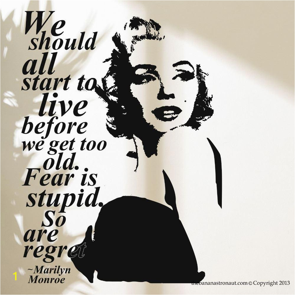 Marilyn Monroe Murals Großhandel Y Marilyn Monroe Wandtattoo Aufkleber Wohnkultur