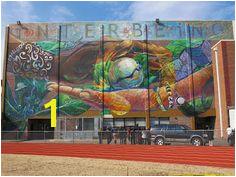 Memphis Wall Murals 35 Best Memphis Murals Images In 2019