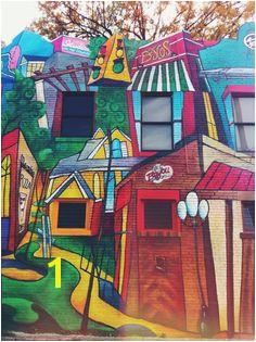A MidtownMemphis mural Tennessee Girls Memphis Tennessee Bluff City Murals