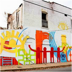 Midtown is Our Memphis Mural