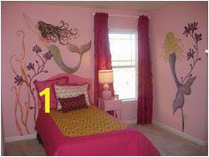 Mermaid Murals Design Dazzle Mermaid Kids Rooms Little Mermaid Bedroom Mermaid Room Decor