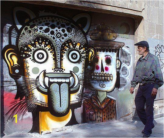 Miguel Mejia streetartist