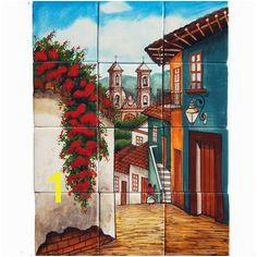 Mexican Style Mural Callejuela