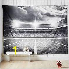 Varsity Football Wall Mural