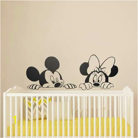 Rustic Nursery Decor Nursery Wall Decor Murals For Kids Baby Mickey Mickey