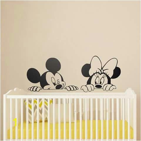 Rustic Nursery Decor Nursery Wall Decor Murals For Kids Baby Mickey Mickey