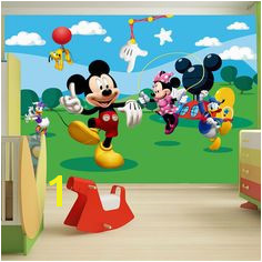 Mickey Mouse Bathroom on Funny Mickey Mouse Clubhouse And Friends Wall Stickers Decals In