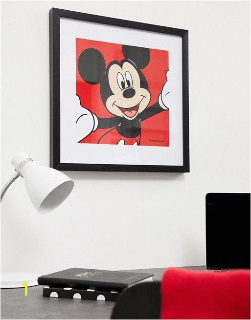 Disney Mickey Mouse Wall Art BacktoSchool School College HighSchool