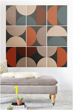 Mid Century Modern Wall Mural 26 Best Art Images