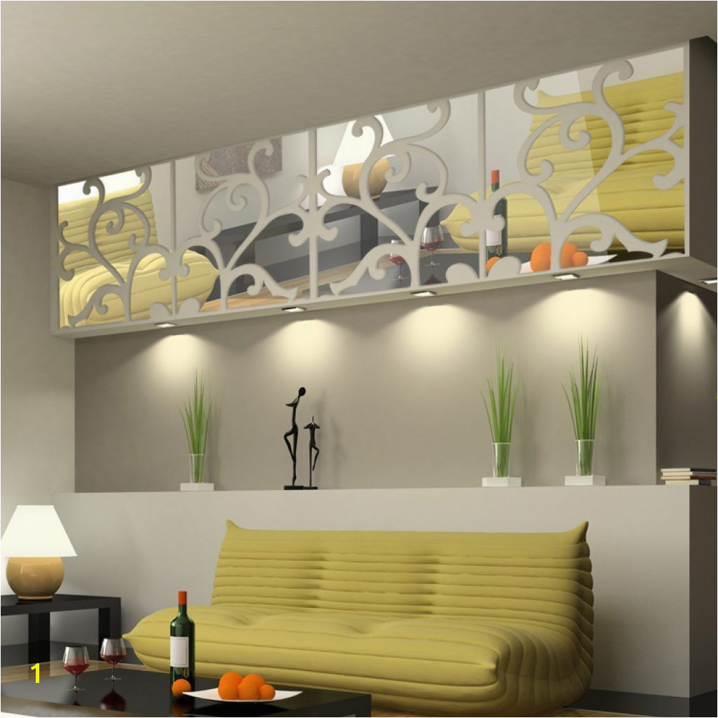Wall Decor For Living Room 1 Metal Tree Wall Art Decor Mirror Wall