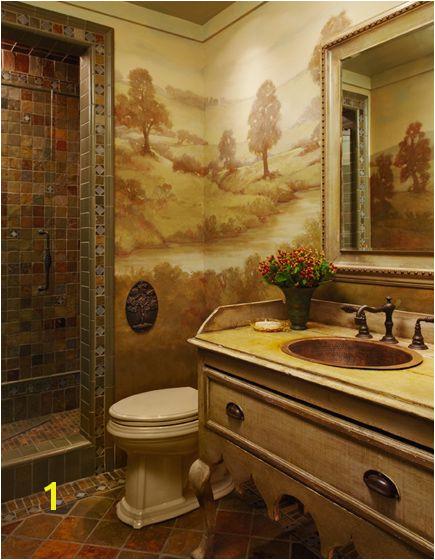 Powder Room ¢• Po¢ µŠ '½r †¦Æ'Æ'Š º£ Pinterest Tile Murals