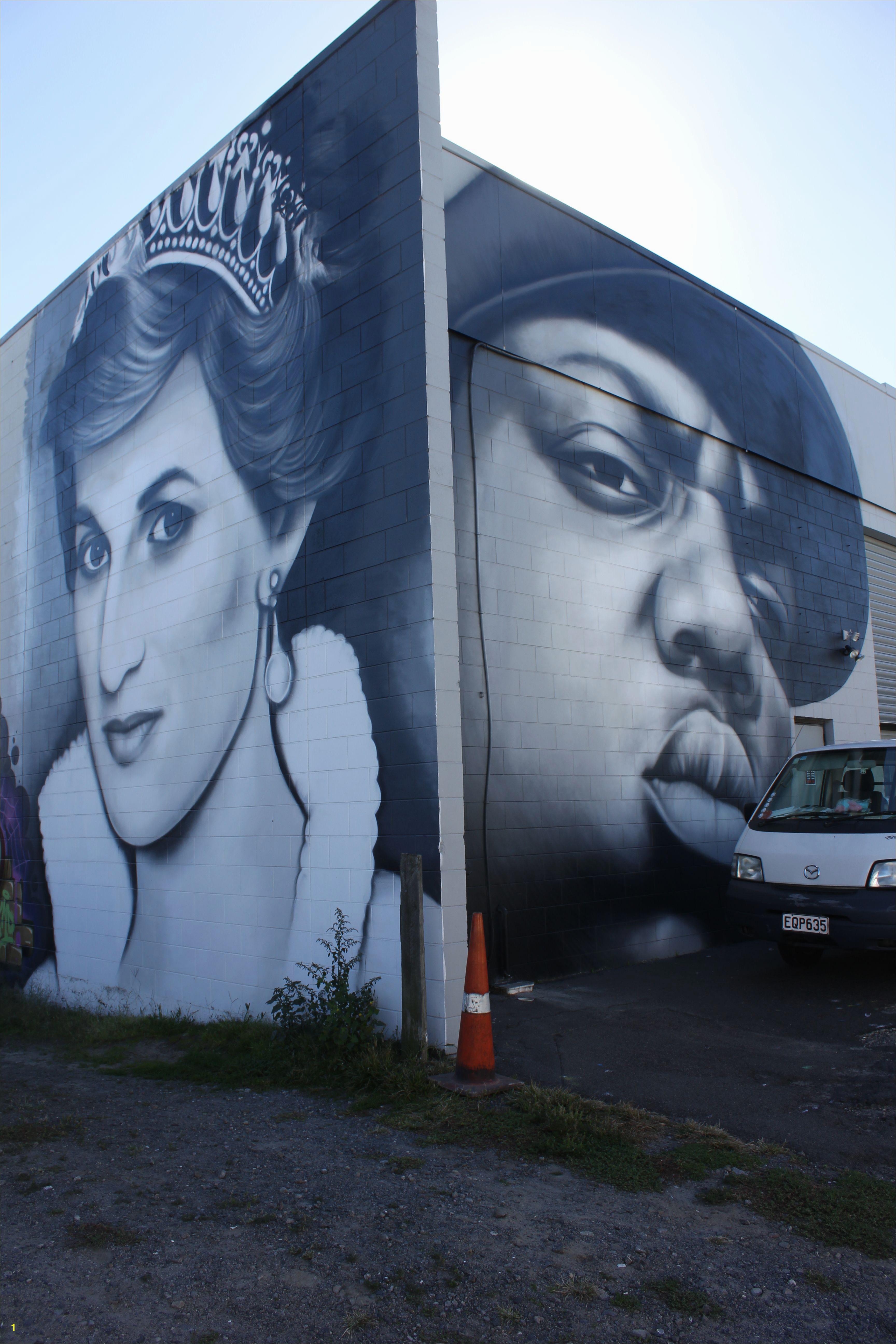 o d tauranga o d tauranga Graffiti Wall Art