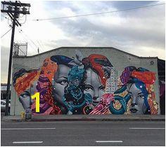 Mural Artist Los Angeles 94 Best Street Art Images