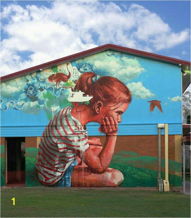 Fintan Magee Street Art Pinterest