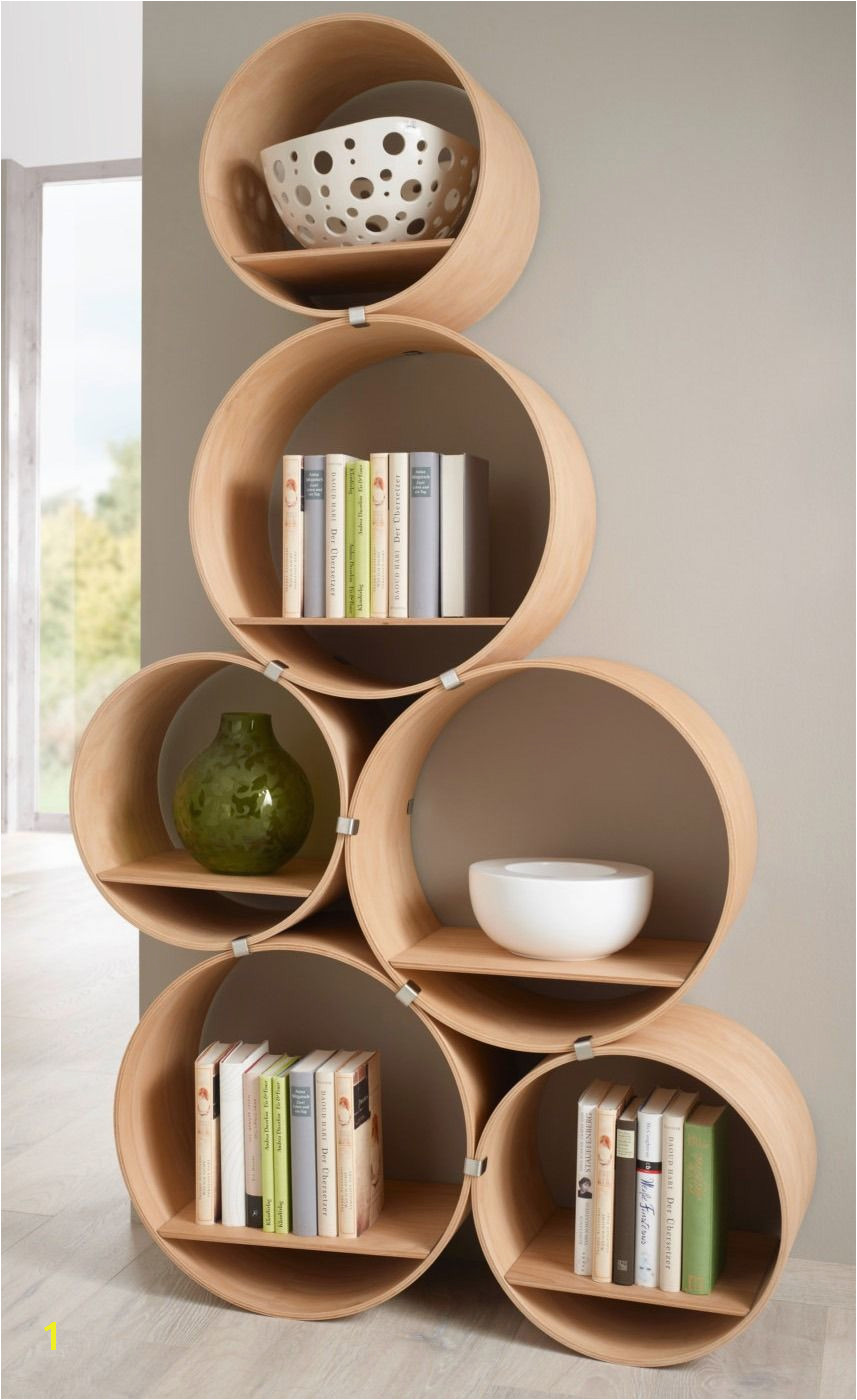 Mural Floating Shelf 6 Round Wall Shelves Depth Incl Wall Holder and Shelf Shelving